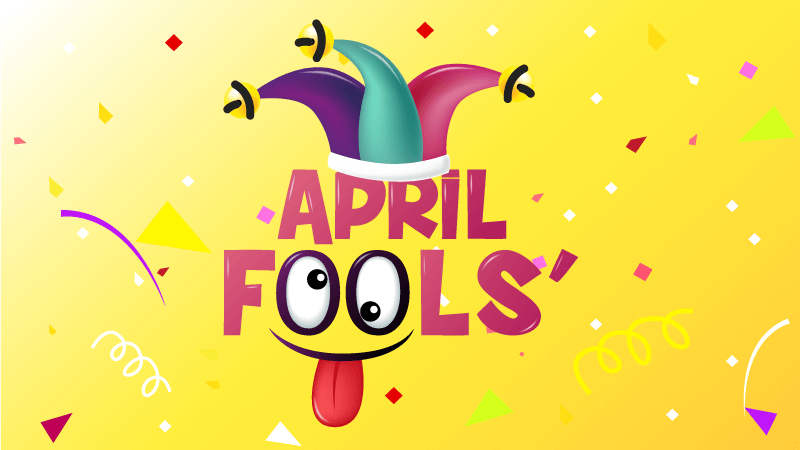 April Fools' Day at ZAR Casino