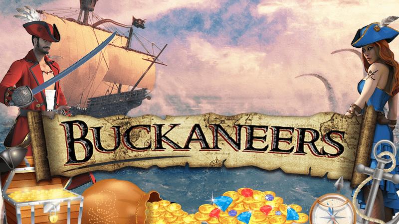 New Slot: Buckaneers Video Slot
