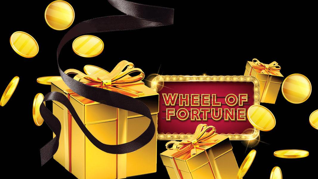 ZAR Casino Wheel of Fortune
