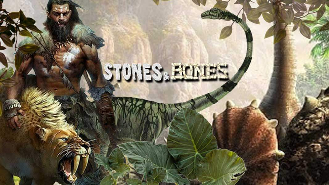 ZAR Casino Stones & Bones Online Slot