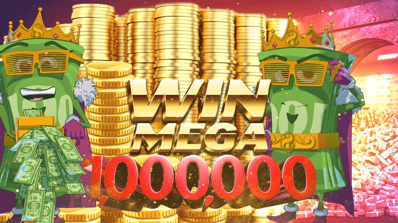 Mega Moolah Jackpot: R1 Million to Win