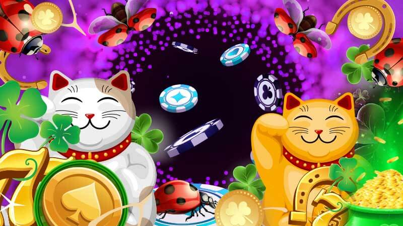Play our New Lucky Slot: CharmZ Video Slot