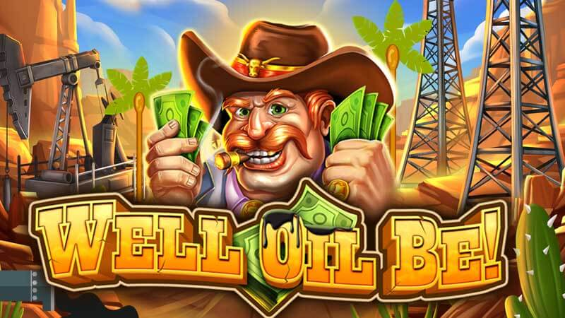 Dig up some gold in our new online slot