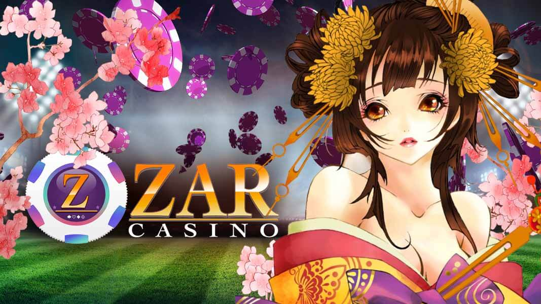 ZAR Casino's 'reel' Japan