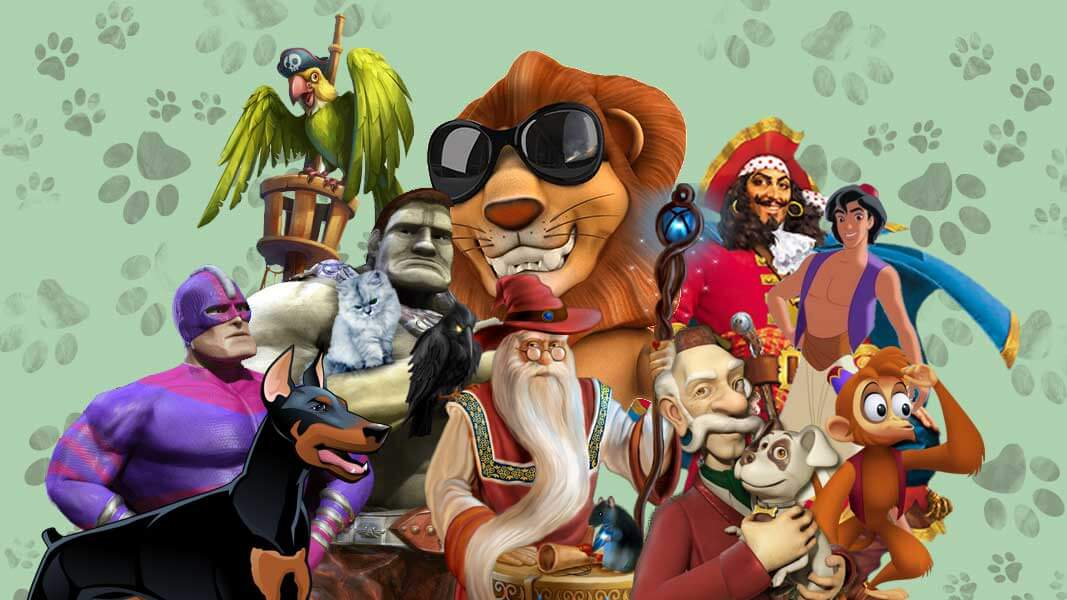 ZAR Casino Slots & Pets