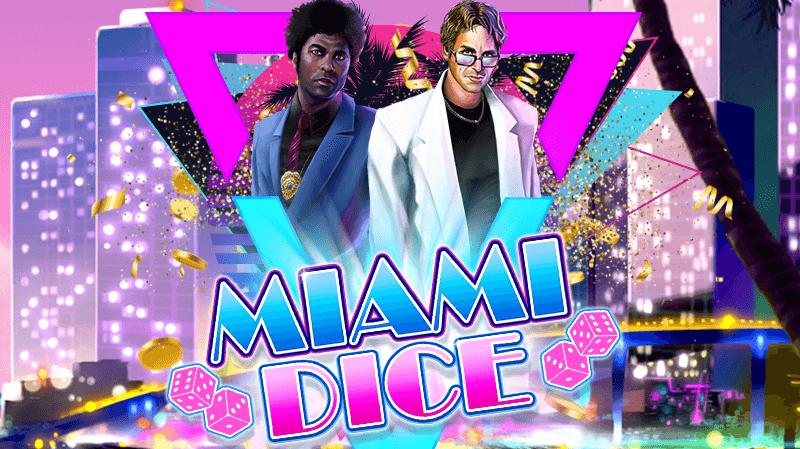 80s Miami in New Slot