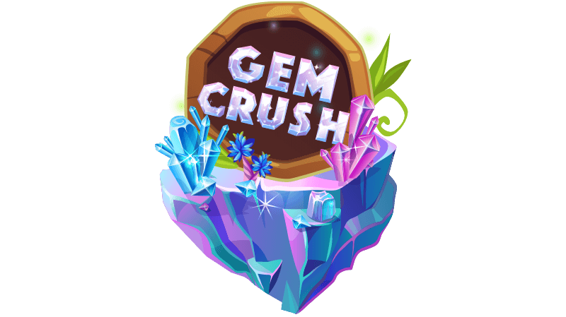 How many gems can you crush?