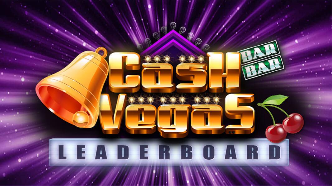 ZAR Casino Cash Vegas Leaderboard Competition