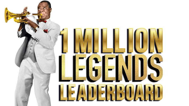 R1 MILLION LEGENDS LEADERBOARD