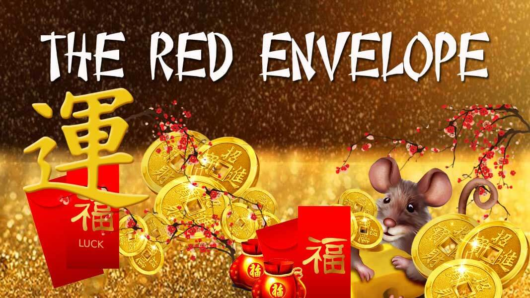 ZAR Casino Red Envelopes of Luck