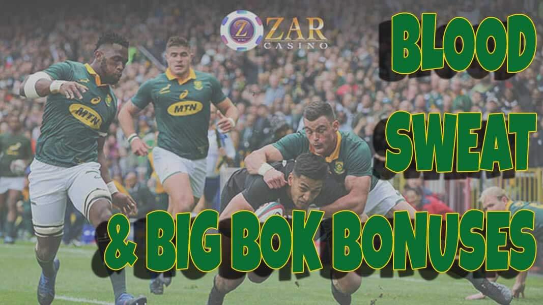 ZAR Casino Bonuses