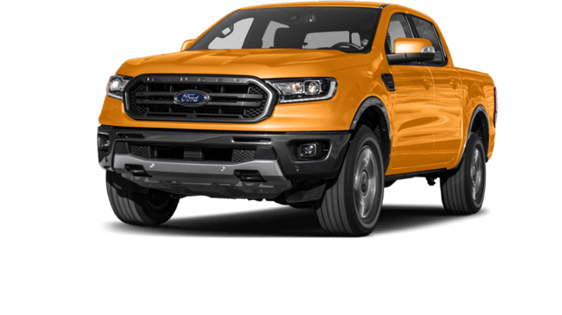 Win a Ford Ranger!