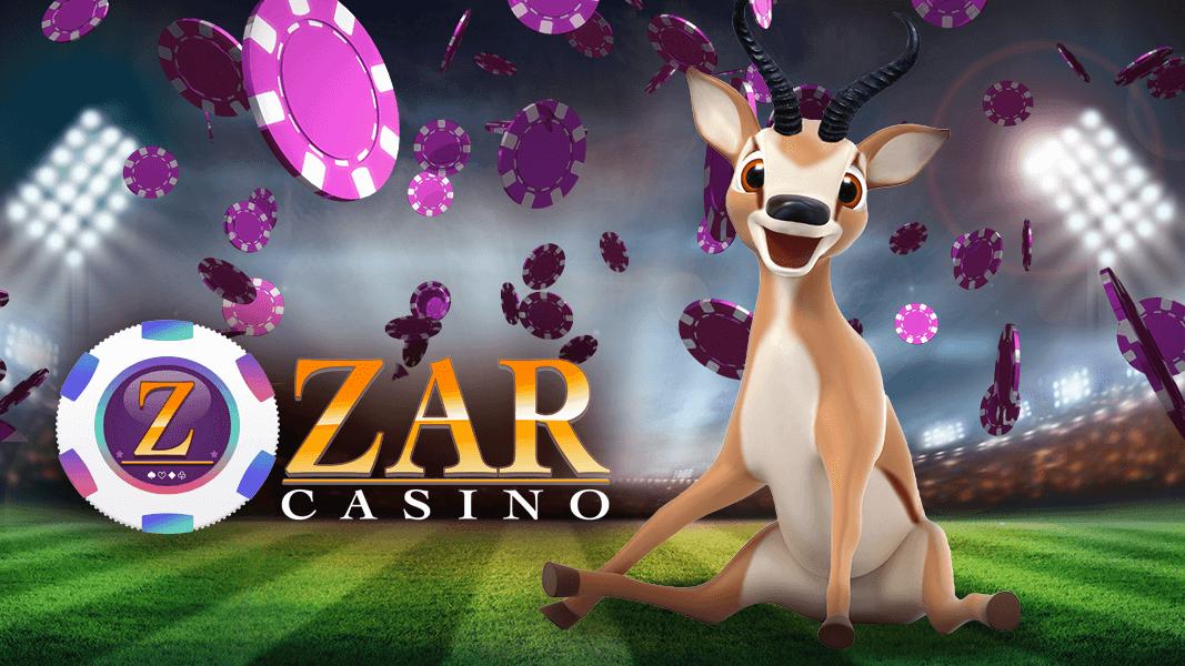 ZAR Casino on the Bok Squad