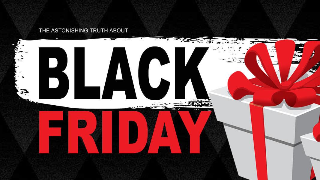 ZAR Casino Black Friday